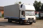 Спальный модуль для автомобиля MAN 8-153